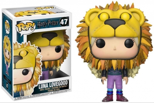 Funko Pop Luna Lovegood