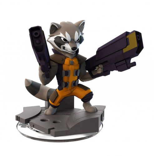 Disney Infinity 2.0 Rocket Raccoon
