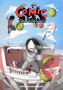 39 Cómic on Demand