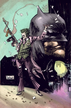 Batman y Joker de Sean Murphy