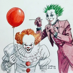 Joker e It de Enrico Marini