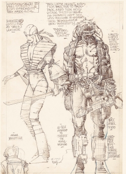 Dama Mortal de Barry Windsor-Smith