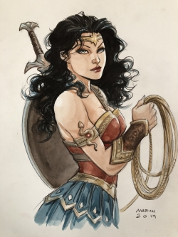 Wonder Woman de Enrico Marini