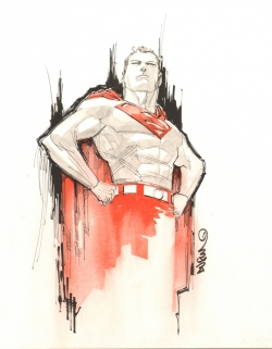 Superman de Dustin Nguyen