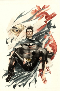 Batman de Dustin Nguyen