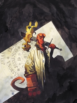 Hellboy de Mike Mignola