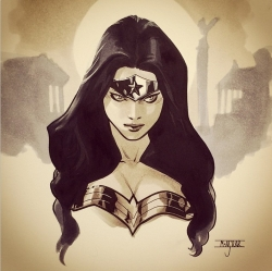 Wonder Woman de Mahmud A. Asrar