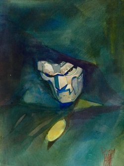 Dr. Doom de Alex Maleev