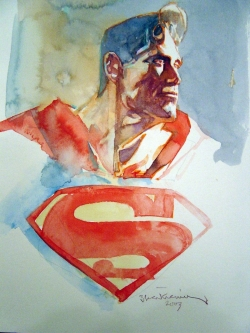 Superman de Bill Sienkiewicz