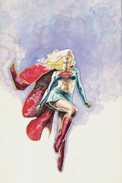 Supergirl de David Mack