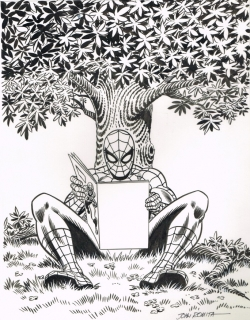 Spiderman de John Romita