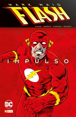 Flash de Mark Waid. Impulso
