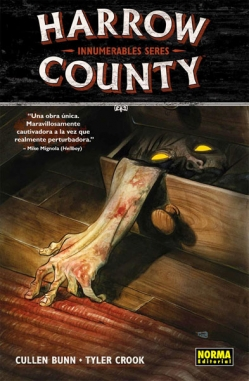 Harrow County #1. Innumerables Seres