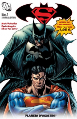 Superman / Batman (Volumen 2) #1