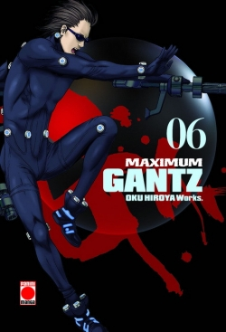 Maximum gantz v1 #6