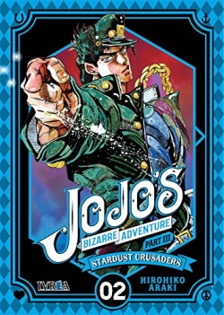 Jojo's bizarre adventure. Parte 3 #2. Crusaders
