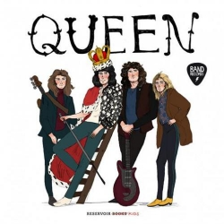 Band Records #4. Queen
