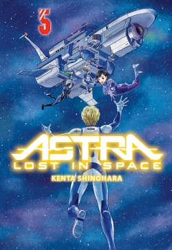 Astra: lost in space #5