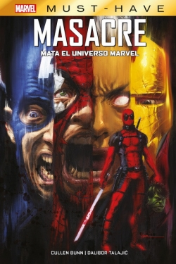 Marvel Must-Have v1 #5. Masacre Mata el Universo Marvel