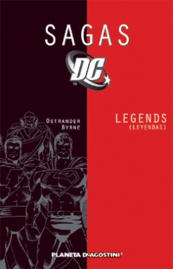 Sagas DC #1.  Legends