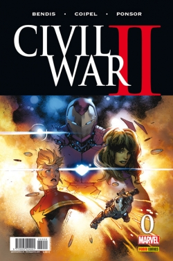 Civil War II #0