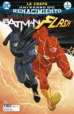 Batman / Flash. La chapa #1