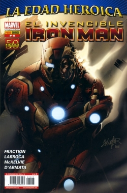 El Invencible Iron Man v2 #8