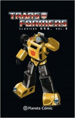 Transformers: Marvel USA #3