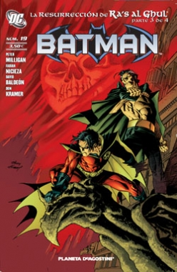 Batman Volumen 2  #19
