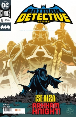 Batman: Detective Comics #18