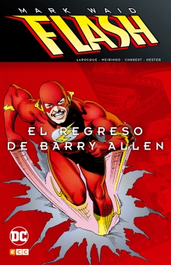 Flash de Mark Waid. El regreso de Barry Allen