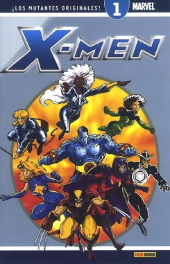 Coleccionable X-Men #1