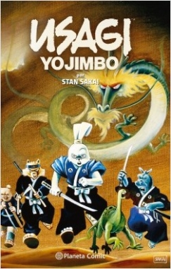 Usagi Yojimbo Fantagraphics Collection #1