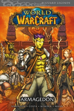 World of warcraft v2 #4. Armagedón