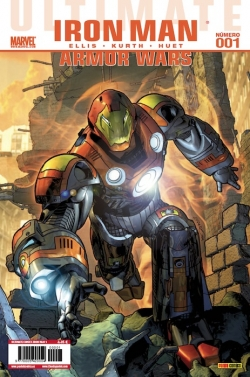 Iron Man: Armor Wars #1