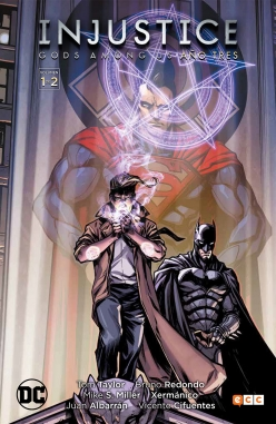 Injustice: Gods among us Año tres #1