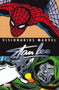 Visionarios Marvel: Stan Lee