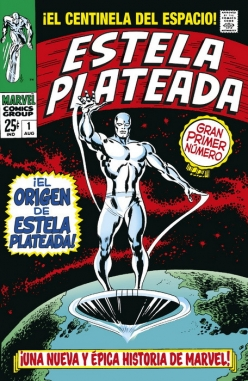 Marvel facsímil v1 #5. The Silver Surfer 1