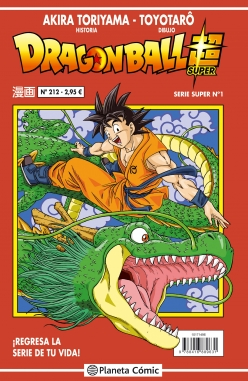 Dragon Ball Super (Serie Roja) #1