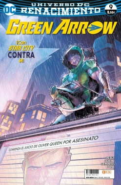 Green Arrow (Renacimiento) #9