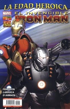 El Invencible Iron Man v2 #2