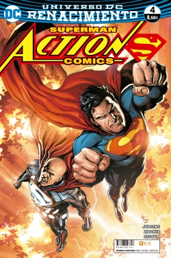 Superman: Action Comics (Renacimiento) #4