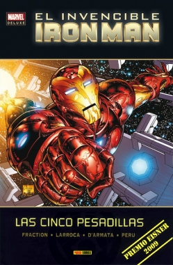 El Invencible Iron Man #1