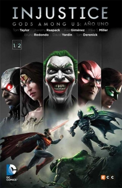 Injustice: Gods among us Año uno #1