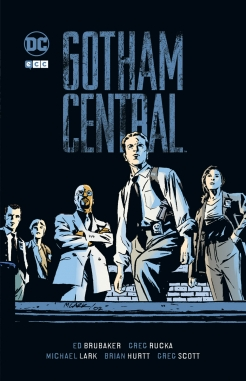 Gotham Central #1