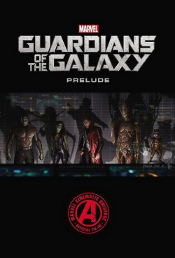 Marvel cinematic collection v1 #4. Guardians of the Galaxy