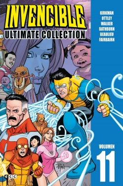 Invencible Ultimate Collection #11