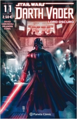 Star Wars: Darth Vader Lord Oscuro #11