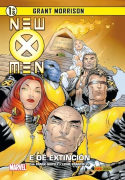 Coleccionable New X-Men #1