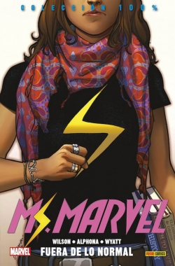 Ms. Marvel #1. Fuera de lo normal